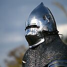 Jousting Head Gear by aussiebushstick