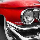 Red and Whitewalls by Sean Farrow