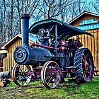 """ Steam Engine - Camillus, New York "" by DeucePhotog"