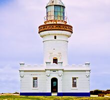 Point Perpendicular Lighthouse by Cate O'Donnell