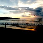 Balinese Sunset by tessabella