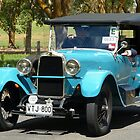 Talbot 1230 - 1924 by Geoffrey Higges