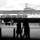bon voyage . . . by Maria  Moro
