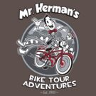 Mr. Herman&#x27;s Bike Tour Adventures by Bamboota