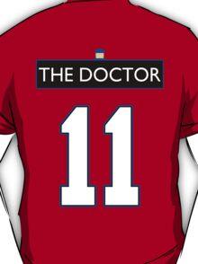 Team Smith (The Doctor Jersey #11, Version TaRDiS) T-Shirt