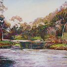 Hughes Creek - 'Bungle Boori' by Lynda Robinson