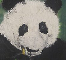 How Much Love can a Panda Bear? by justineb