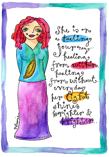 Healing Goddess by GoddessLeonie