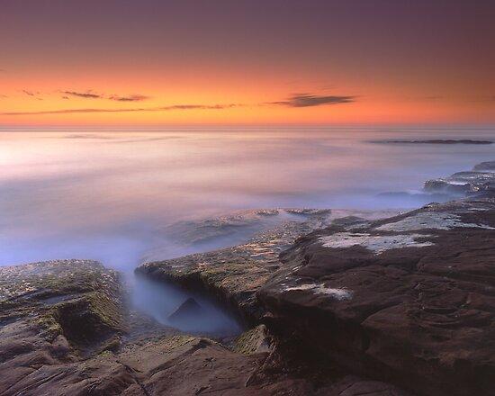 """A Silken Sea"" ∞ Merimbula, NSW - Australia by Jason Asher"