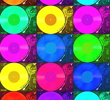 Technics 2010 Multi Colour by HIGGZY