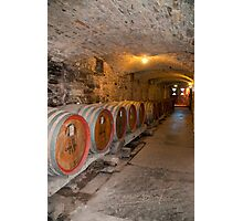 Sevenhill Cellars, Clare Valley, South Australia Photographic Print
