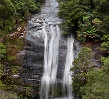 Little Aire Falls by David  Hibberd