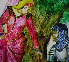 Divice of honour by patjila