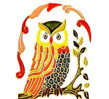 Cute Owl iPhone Case by Denis Marsili - DDTK