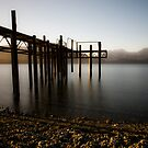 Lake Te Anau - Southland - New Zealand by Paul Davis
