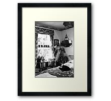 Rest Framed Print