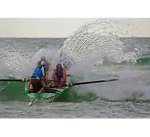 Anglesea sprays at Lorne Photographic Print