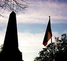 Parisian Rememberance by Ray King