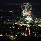 New Year's Eve, Canberra by Tim Coleman