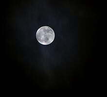 First full moon of 2012 by AndreCosto
