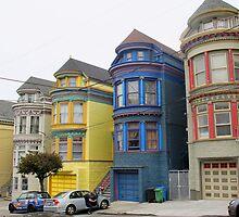 San Francisco Villas by Daniel Tobin