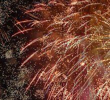 Happy New Years! by Lozzar Flowers & Art