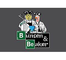 Bunsen & Beaker Photographic Print