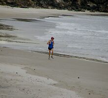 The loneliness of the long distance runner by tunna
