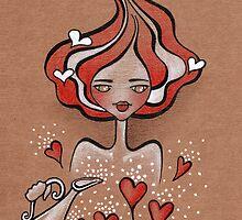 Lady Valentine by sandygrafik