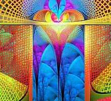 crackle effect of elliptic splits by LoreLeft27