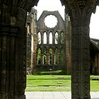 Elgin cathedral,Elgin Scotland by tunna