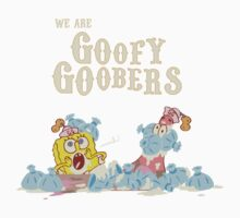 "Spongebob Squarepants ""We are Goofy Goobers!"" by mikamadden"