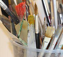 Brushes by RosiLorz