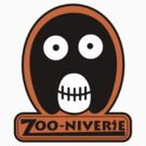 The Mighty Boosh Zooniverse Patch by Kriek