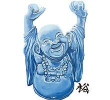 Abundance Buddha Photographic Print