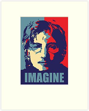 Imagine by Robin Brown