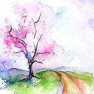 Spring by Robin Spring Bloom