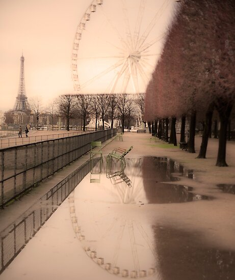 the paris in my dreams by wendys-designs