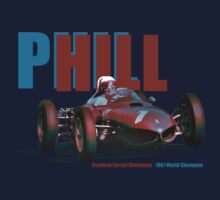 Phil Hill - America's only U.S.-Born Champion by oawan