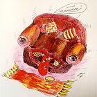 The Hungry Sofa by Amanda Gazidis