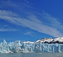 Perito Moreno Glacier - South Face by Peter Hammer