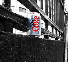 Diet Coke Can by HollieJade