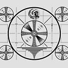 Indian Head Test Pattern by Jeff Vorzimmer
