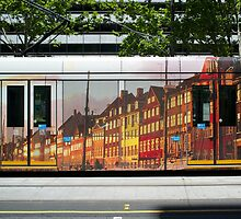 Amstertram by Richard McKenzie