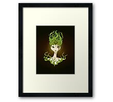 Forest Imp Framed Print