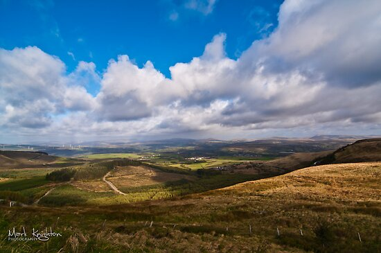 Brecon Beacons by Mark Knighton