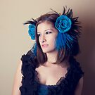 Ahnna In Blue by apatico