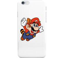 Tanooki Mario iPhone Case/Skin