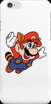 Tanooki Mario by ryansworld10