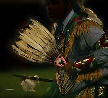 Eagle Feathers Dance by Gina J